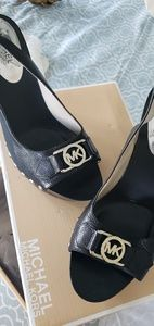 Michael Kors platform shoes